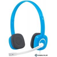 Гарнитура Logitech H150 Blue