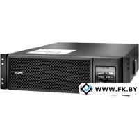 Источник бесперебойного питания APC Smart-UPS SRT 5000VA RM 230V (SRT5KRMXLI)