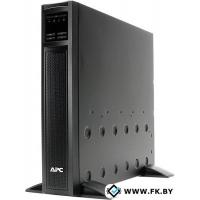 Источник бесперебойного питания APC Smart-UPS X 750VA Rack/Tower LCD 230V (SMX750I)