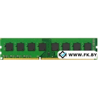 Оперативная память Kingston 2GB DDR3 PC3-12800 (KVR16N11S6/2BK)