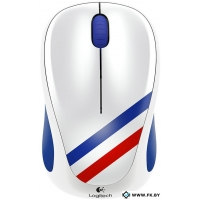 Мышь Logitech Wireless Mouse M235 France (910-004032)