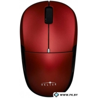 Мышь Oklick 575SW+ Wireless Optical Mouse Black/Red (857022)