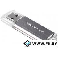 USB Flash Silicon-Power Ultima II I-Series Silver 8 Гб (SP008GBUF2M01V1S)