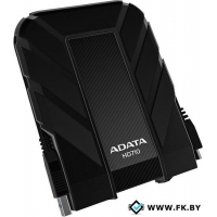 Внешний жесткий диск A-Data DashDrive Durable HD710 1TB Black (AHD710-1TU3-CBK)