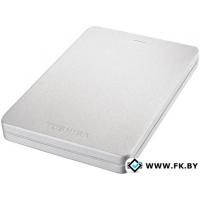 Внешний жесткий диск Toshiba Canvio Alu 1TB (HDTH310ES3AA)