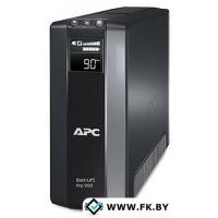 Источник бесперебойного питания APC Back-UPS Pro 900VA, AVR, 230V, CIS (BR900G-RS)