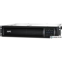 Источник бесперебойного питания APC Smart-UPS 750VA LCD RM 2U (SMT750RMI2U)