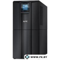 Источник бесперебойного питания APC Smart-UPS C 3000VA LCD 230V (SMC3000I)