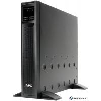 Источник бесперебойного питания APC Smart-UPS X 1000VA Rack/Tower LCD 230V (SMX1000I)