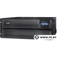 Источник бесперебойного питания APC Smart-UPS X 2200VA Rack/Tower LCD 200-240V (SMX2200HV)