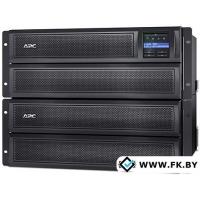 Источник бесперебойного питания APC Smart-UPS X 3000VA Rack/Tower LCD 200-240V (SMX3000HV)