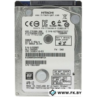 Жесткий диск Hitachi Travelstar Z7K500 500GB (HTS725050A7E630)