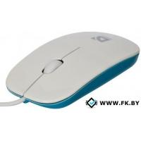 Мышь Defender NetSprinter 440 White-Blue