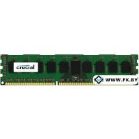 Оперативная память Crucial 4GB DDR3 PC3-12800 (CT51272BD160B)