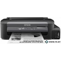 Принтер Epson M100 (LAN, Монохром с СНПЧ)