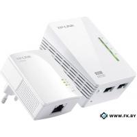 TP-Link TL-WPA2220KIT Комплект из двух powerline-адаптеров