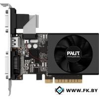 Видеокарта Palit GeForce GT 730 2GB DDR3 (NEAT7300HD46-2080F)