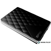 Внешний жесткий диск Silicon-Power Diamond D06 1TB (SP010TBPHDD06S3K)