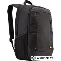 "Рюкзак для ноутбука Case Logic 15.6"" Laptop + Tablet Backpack Black (WMBP-115-BLACK)"