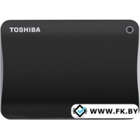 Внешний жесткий диск Toshiba Canvio Connect II 2TB Black (HDTC820EK3CA)