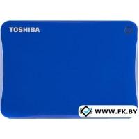Внешний жесткий диск Toshiba Canvio Connect II 2TB Blue (HDTC820EL3CA)
