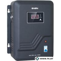 Стабилизатор напряжения SVEN AVR PRO LCD 10000