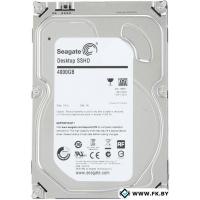 Гибридный жесткий диск Seagate Desktop SSHD 4TB (ST4000DX001)