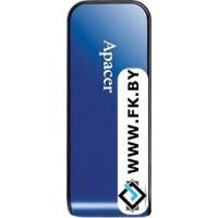 USB Flash Apacer AH334 Blue 8GB (AP8GAH334U-1)