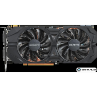 Видеокарта Gigabyte GeForce GTX 960 4GB GDDR5 (GV-N960WF2OC-4GD)