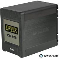 Сетевой накопитель D-Link ShareCenter Duo (DNS-346)