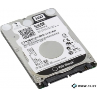 Жесткий диск WD Black 500GB WD5000LPLX