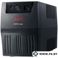 Источник бесперебойного питания AEG Protect alpha. 800