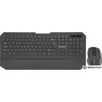 Мышь + клавиатура Defender Berkeley C-925 Nano