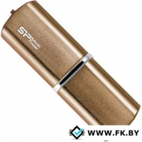USB Flash Silicon-Power LuxMini 720 16GB (SP016GBUF2720V1Z)