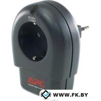 Сетевой фильтр APC Essential SurgeArrest 1 розетка, черный (P1-RS)