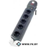 Сетевой фильтр APC Essential SurgeArrest 5 розеток, черный, 1.83 м (P5BV-RS)