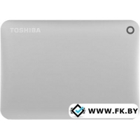 Внешний жесткий диск Toshiba Canvio Connect II 2TB Satin Gold (HDTC820EC3CA)