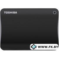 Внешний жесткий диск Toshiba Canvio Connect II 500GB Black (HDTC805EK3AA)
