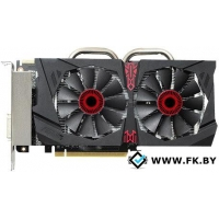 Видеокарта ASUS Radeon R7 370 (STRIX-R7370-DC2OC-2GD5-GAMING)