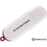 USB Flash Silicon-Power LuxMini 320 16 Гб (SP016GBUF2320V1W)