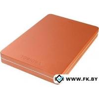 Внешний жесткий диск Toshiba Canvio Alu 1TB (HDTH310ER3AA)