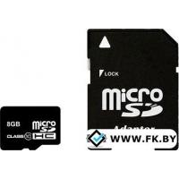 Карта памяти Smart Buy microSDHC (Class 10) 16 Гб (SB16GBSDCL10-00)