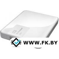 Внешний жесткий диск WD My Passport Ultra 1TB White (WDBDDE0010BWT)