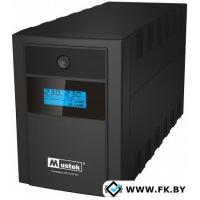 Источник бесперебойного питания Mustek PowerMust 2212 LCD, Line Int., IEC (98-LIC-L2212)