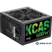 Блок питания AeroCool Kcas 600W