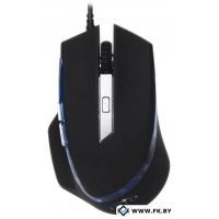 Игровая мышь Oklick 715G Gaming Optical Mouse Black/Blue (754785)