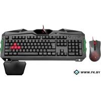Мышь + клавиатура A4Tech Bloody B2100