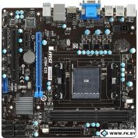 Материнская плата MSI A78M-E35