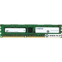 Оперативная память Crucial 4GB DDR3 PC3-12800 (CT51272BB160B)