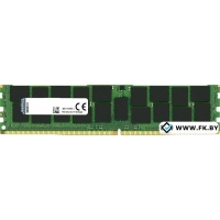 Оперативная память Kingston ValueRAM 16GB DDR4 PC4-17000 (KVR21R15D4/16)